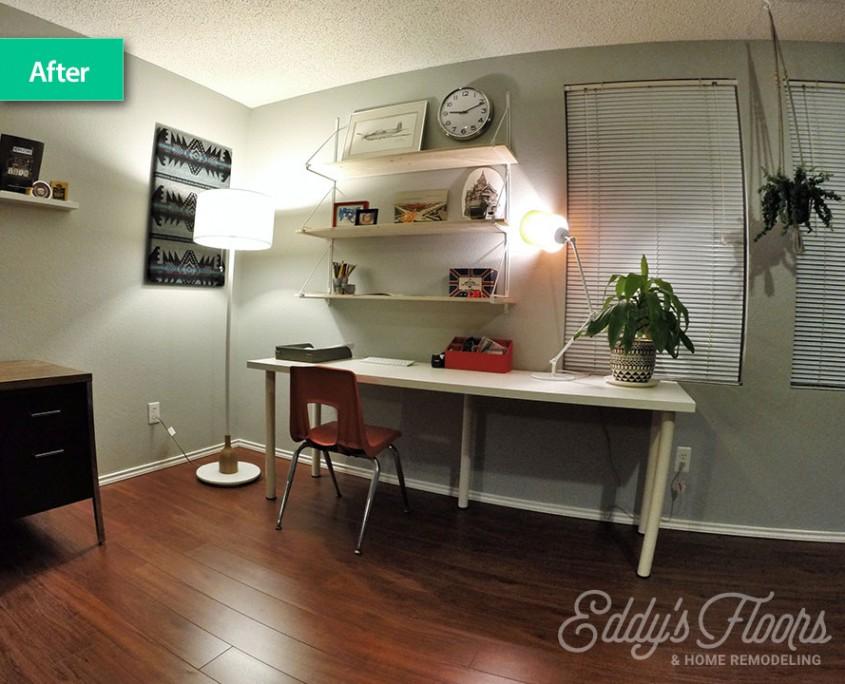 Eddys Floors: Before & After Flooring
